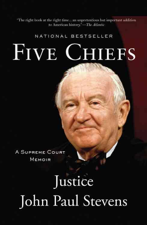Five Chiefs By Stevens, John Paul